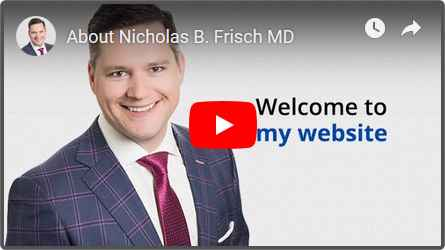 Dr. Frisch Youtube Video image